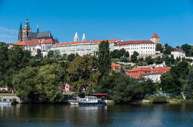 Prague Castle Guided Lobkowicz Palace Museum Tour