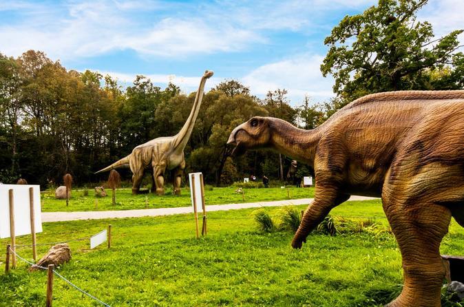 Dino Park Radailiai Admission Ticket - Klaipėda