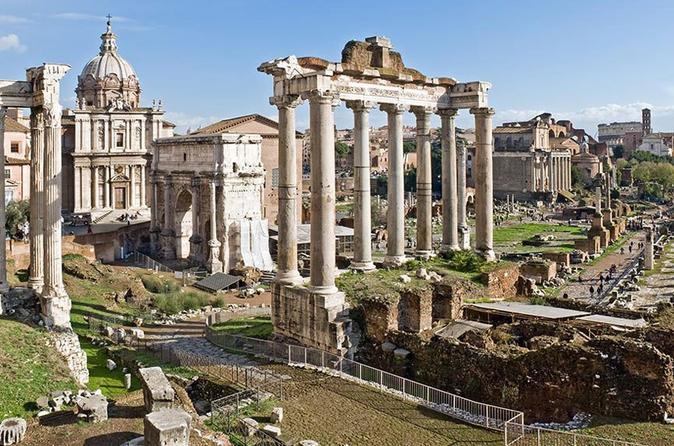 Rome day-trip from Civitavecchia cruise port