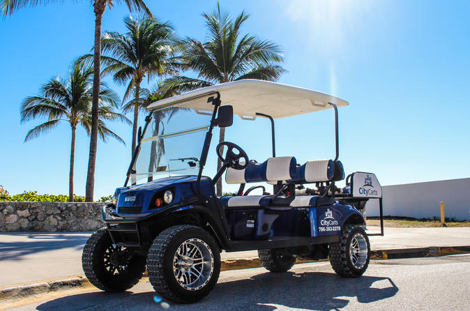 Golf Cart Rental - Miami