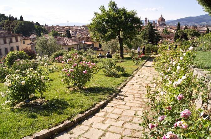 Boboli and Private Secret Gardens of Florence