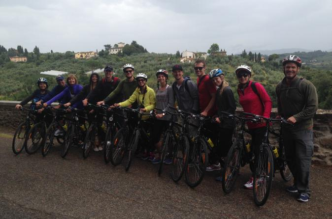 Cycling Tuscany Sunset Tour with Aperitivo