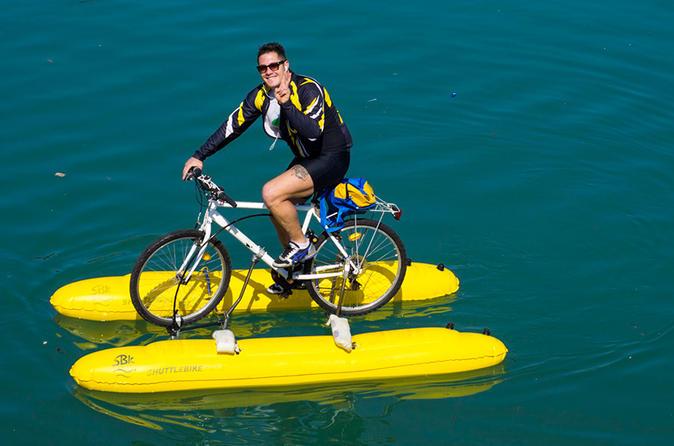 Florence Water Bike Tour