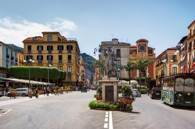 Amalfi Coast Accessible Tour