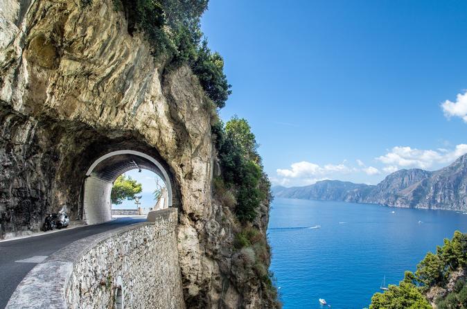 Pompeii & Amalfi Coast Accessible Tour