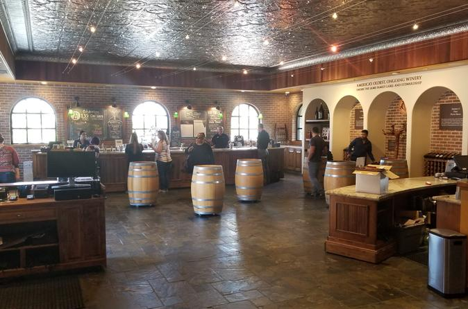 Sip n Shop: Livermore Wine Tasting and Outlet Shopping from San Francisco