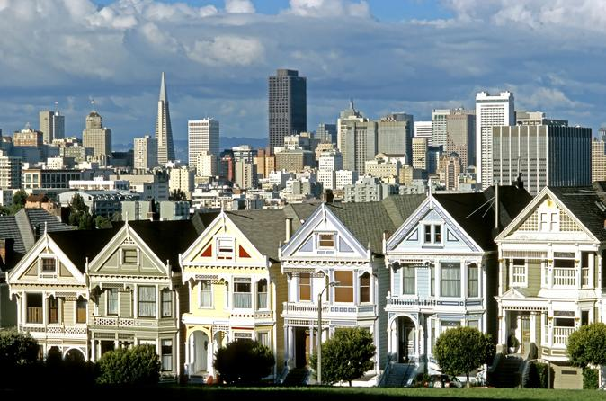 Small-Group Tour: San Francisco City Tour Including Muir Woods and Sausalito