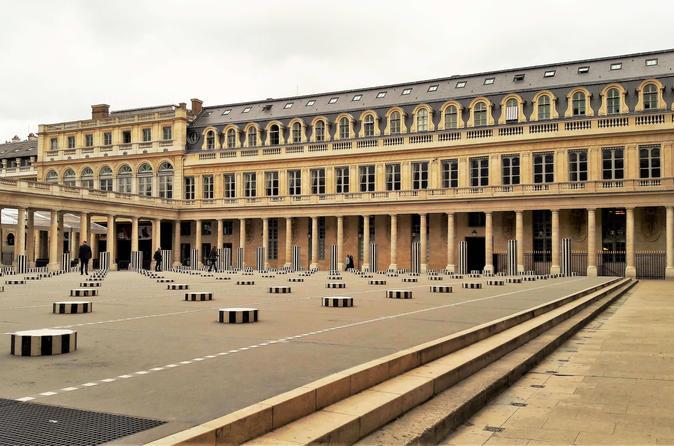 Palais Royal - History & Architecture