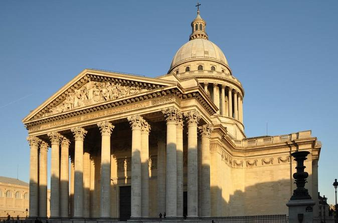 Paris Private Tour Latin Quarter & Left Bank, History & Archeology