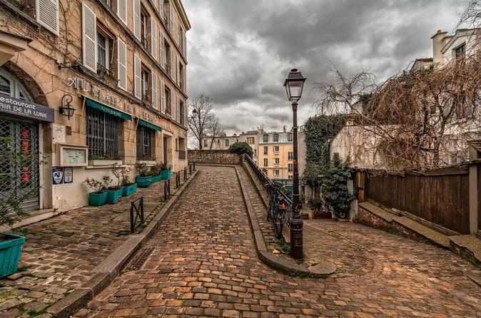 Visit the Villages of Montmartre
