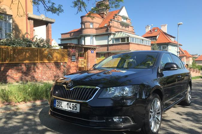 From Munich to Prague  Private Transfer