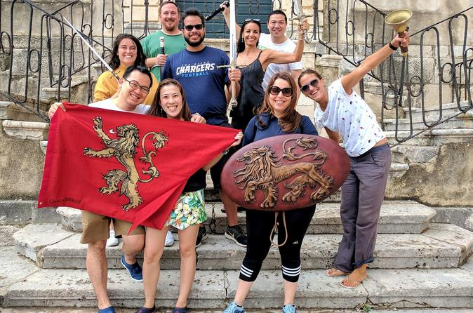 Game Of Thrones Extended Tour - Dubrovnik