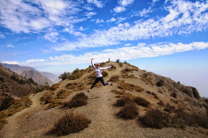 Half-Day Andes Hiking Tour from Santiago