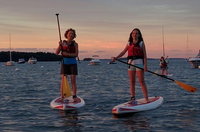 Stand up paddleboard rental in casco bay in portland 446051