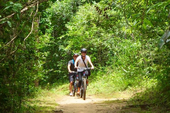 Angkor Region And Rainforest Bike Tour - Siem Reap