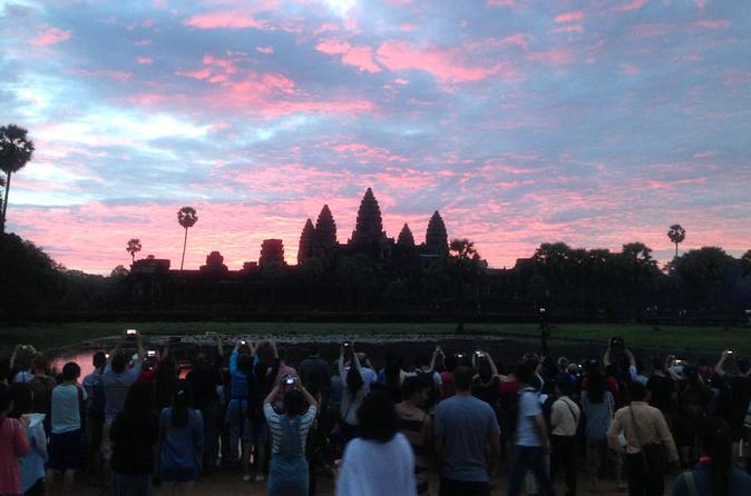 Angkor Wat Sunrise & Ancient City Discovery - Siem Reap