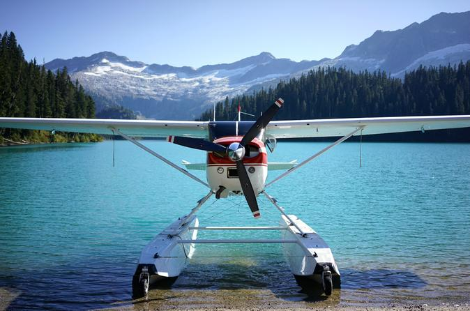 Alpine lake floatplane experience private tour for 2 in squamish 244864