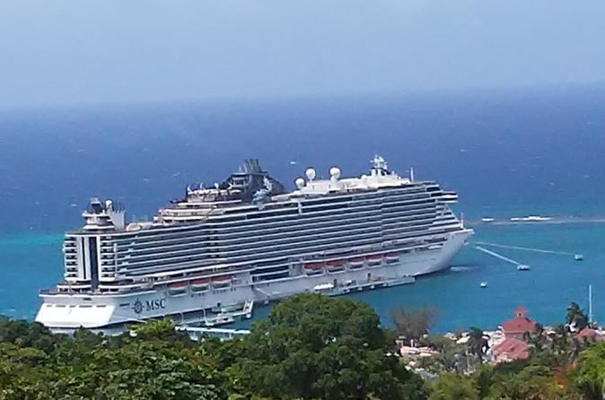 Cruise Ship Shore Excursions from: Montego Bay Falmouth & Ocho Rios