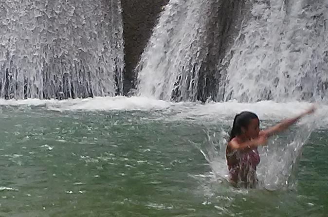 Famous Dunn's River Falls