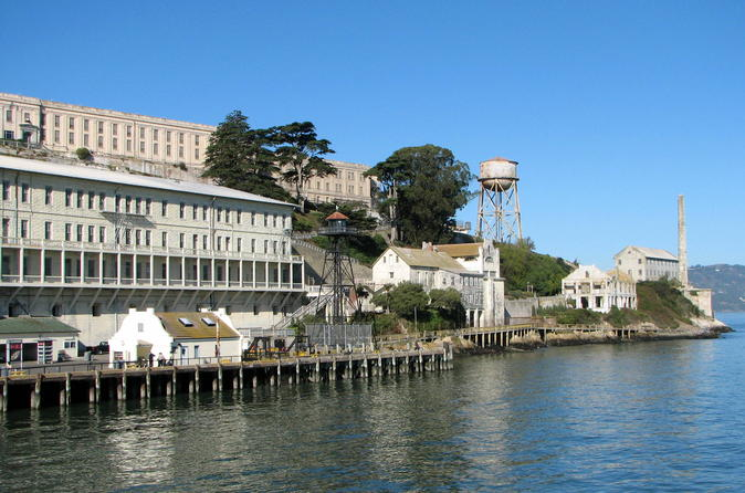 3-in-1 Ultimate Bay Area Package: Alcatraz Tour Including Muir Woods and San Francisco City Tour