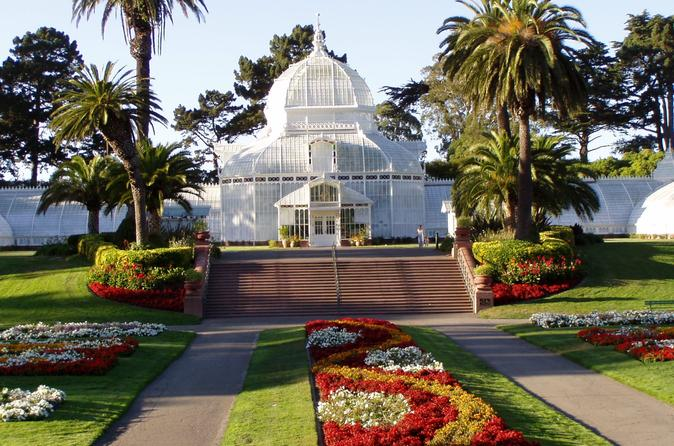 Shore Excursion: Half-Day San Francisco Grand City Tour