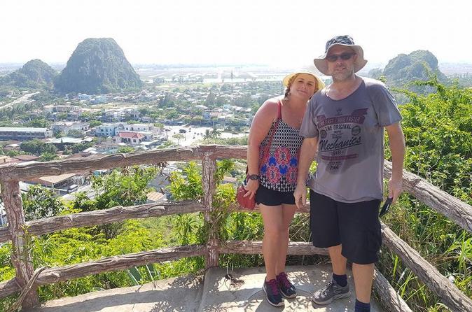 Halfday DaNang City Tour With Marble Mountain, Lady Buddha Statue, Dragon Bridge - Da Nang