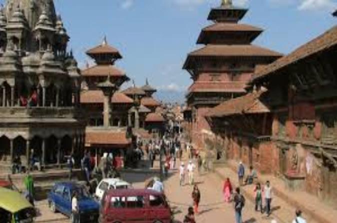 Full Day Kathmandu city tour