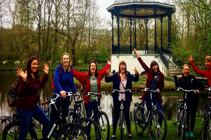 Bike Tour Of Amsterdam's Highlights And Hidden Gems!
