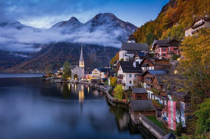 Private Day Trip from Vienna to Hallstatt