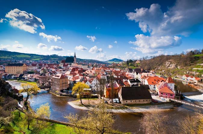 Small-Group Day Trip from Vienna to Cesky Krumlov