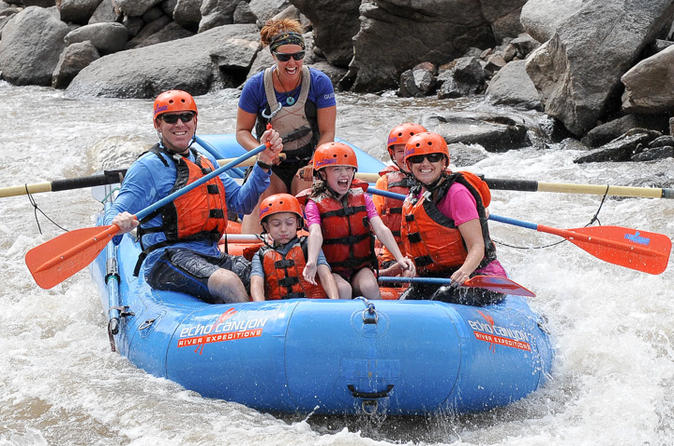 Bighorn sheep canyon whitewater experience in ca on city 183331