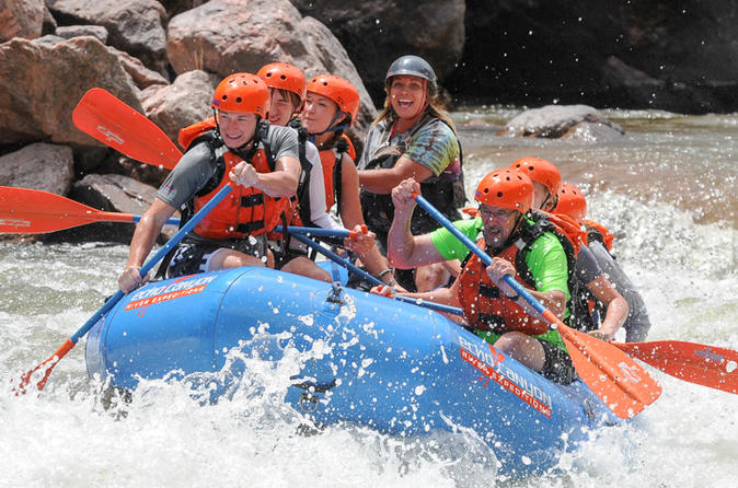 Royal gorge 6 hour rafting experience in ca on city 183338