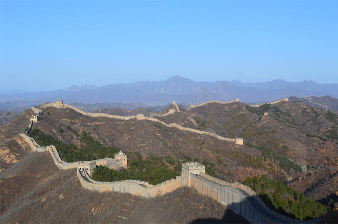 Full day small group great wall hike simatai west to jinshanling in beijing 183122