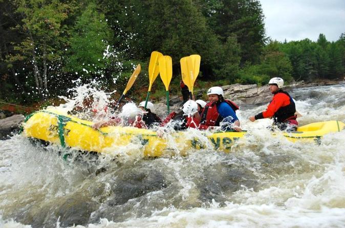 High adventure rafting on the ottawa river in ottawa 183839
