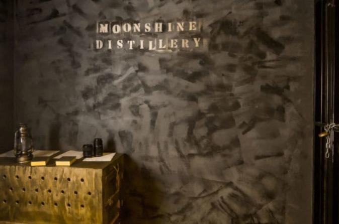 TRAPT Melbourne: Prohibition Escape Room