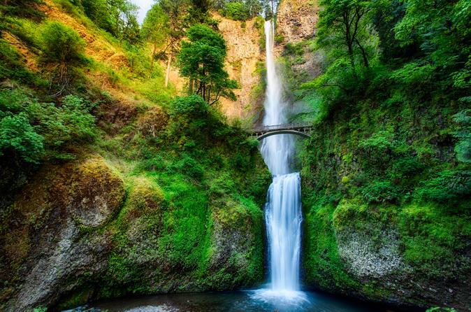 Columbia Gorge Waterfall Tour