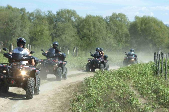 ATV Tour Around Skadar Lake - Podgorica