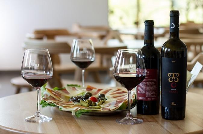 Wine Tour Montenegro - Visit 3 Wineries In Private Transfer Plus Tour Guide - Podgorica