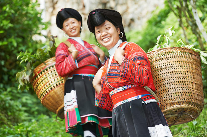 4 day private tour experience guilin yangshuo and rice terraces from in guangzhou 216087