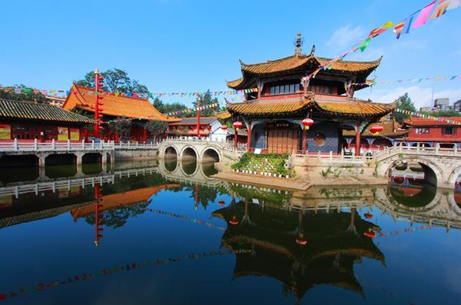 5-Hour Small Group Tour Of Classic Kunming With Lunch