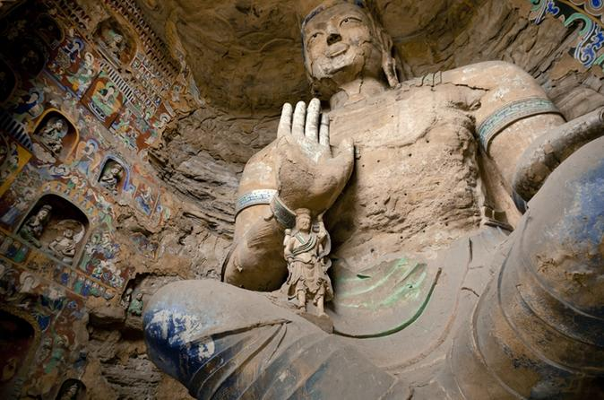 Datong day tour of yungang grottoes and hanging monastery in datong 272231