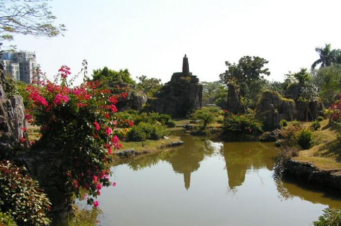 One day shenzhen city tour splendid china and folk culture village in shenzhen 272351