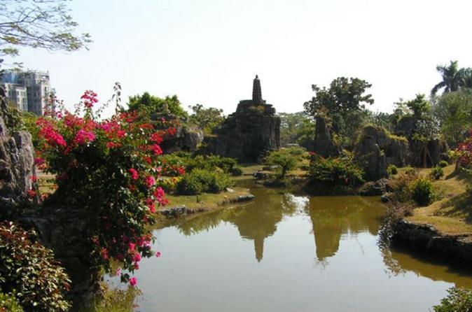 One day shenzhen city tour splendid china and folk culture village in shenzhen 272351