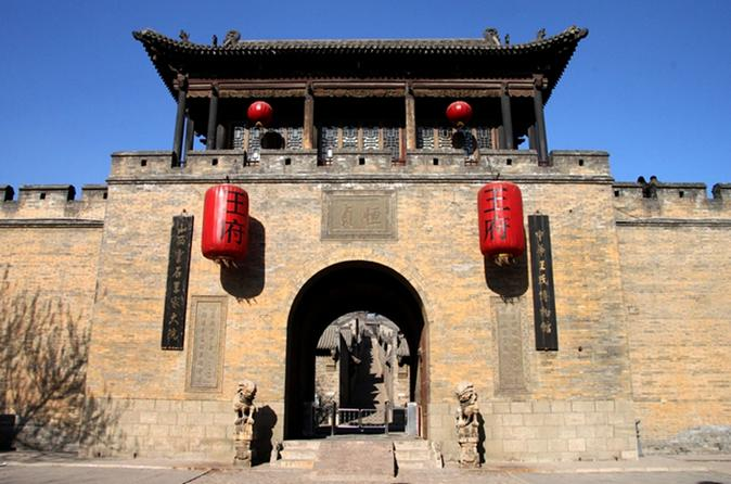 Pingyao day tour of wang family mansion and shuanglin temple in taiyuan 272235