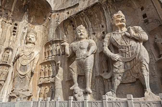Private day tour longmen grottoes and white horse temple from luoyang in luoyang 234348
