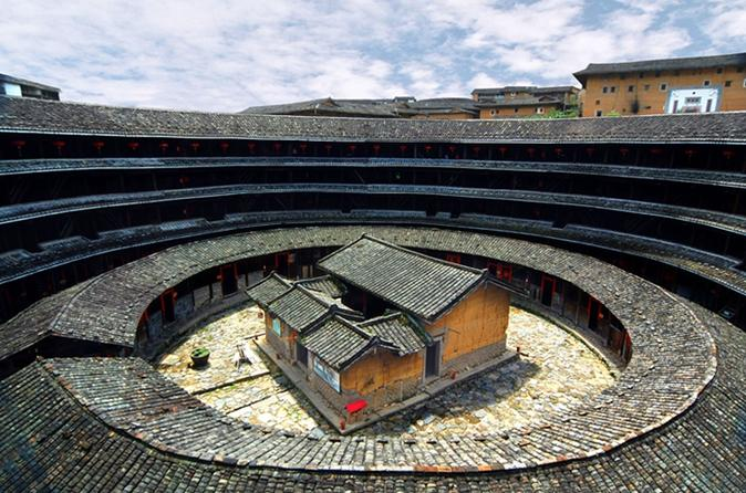 Private tour nanjing and yongding earth buildings from xiamen in xiamen 234395