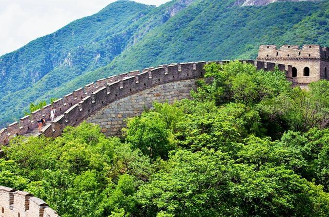 Viagem Diurna à Grande Muralha de Mutianyu e Túmulo de Ding saindo de Pequim
