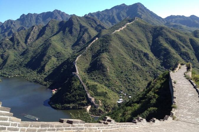 Wild Great Wall of Huanghuacheng Section Tour by Vintage Sidecar