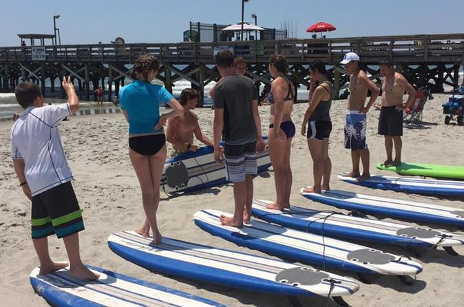Surf lessons in myrtle beach in myrtle beach 446353