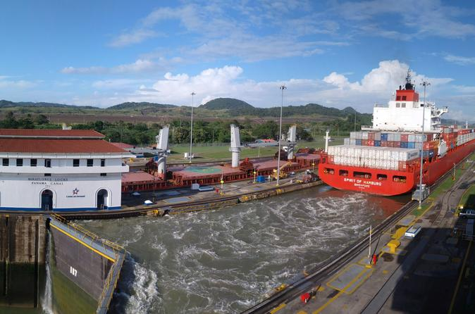 Panama Canal Tour from Airport